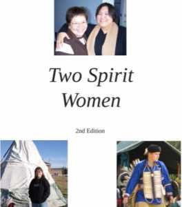 Image of the Cover of the Two Spirit Women
